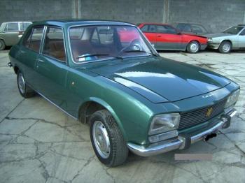 Peugeot 504 Berlina